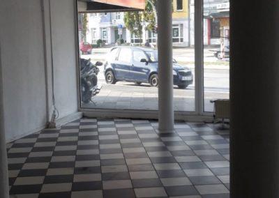 Referenz Sanierung Optiker Lübeck 00